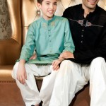 Men-Women-Kurta-Design-2012-Eid-Collection-By-Chenone-04