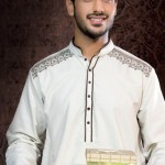 Men-Women-Kurta-Design-2012-Eid-Collection-By-Chenone-09