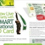 NADRA Launches Chip Based Smart National Identity Card – SNID