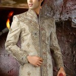 Pakistani Dulha Dresses-14