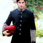 Pakistani Dulha Dresses-9