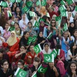 Pakistanis Makes World Records National Anthem