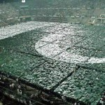 Pakistanis makes Largest Human Flag Makes World Record