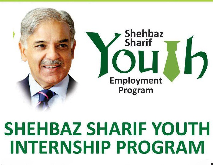 Shahbaz Sharif Punjab Youth Internship Program