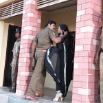 Pakistani Actresses Veena Malik Arrested In Hyderabad India