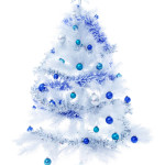 How To Decorate A White Christmas Tree 2015