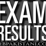 BISE AJK Board Intermediate Part 2 Result 2013
