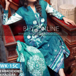 Gul Ahmed Khaddar Dresses