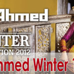 Gul Ahmed Winter Collection 2013 for Women