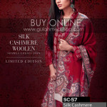 Gul Ahmed Winter 2012-2013 Collection