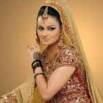 Javeria Abbasi Wedding Pictures