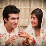 Shehroz Sabzwari and Syra Yousaf Wedding Pictures