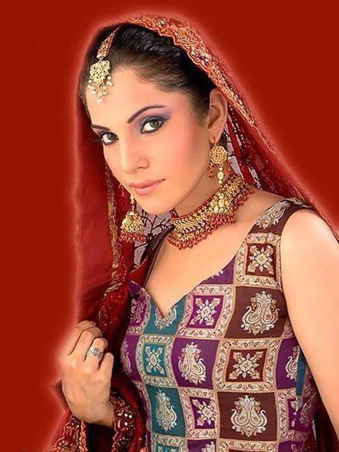 Kiran Khan Pakistani Actress