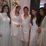 Mehreen Syed Wedding Nikkah Pictures
