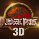 Jurassic Park 3D Release on 05,Apr 2013