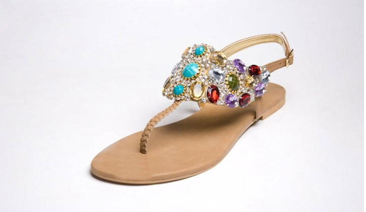 5piar Free Ship Women Summer Beach Shoes Nurse Shoes Sandal Flat
