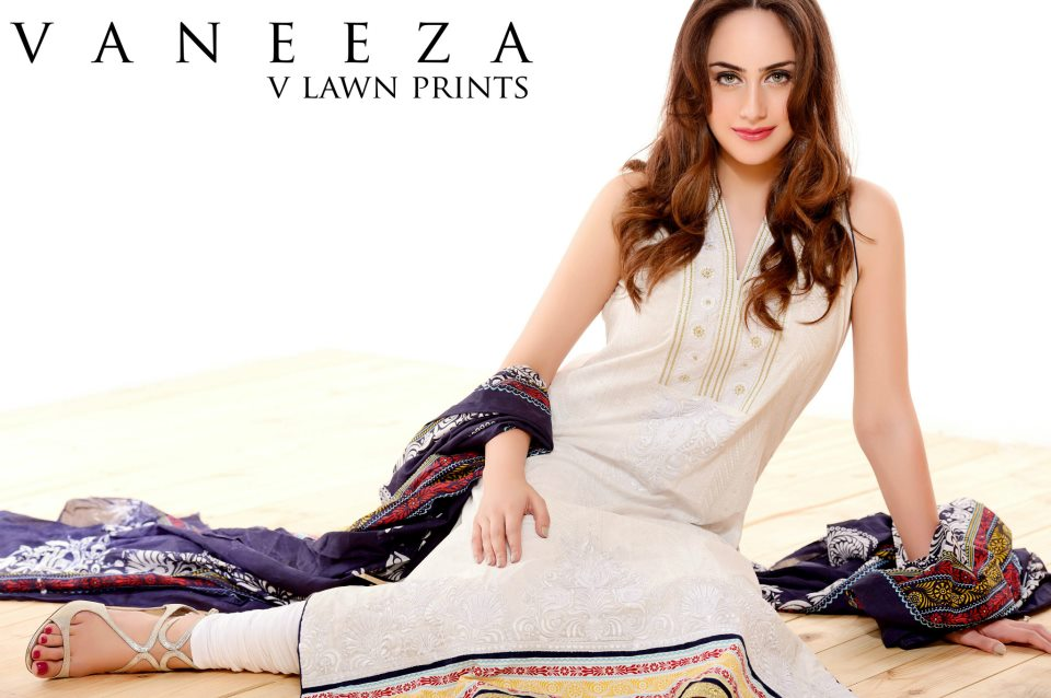 V LAWN Collections 2013