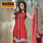 Warda Lawn Prints Summer Collection 3