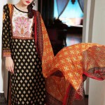 Warda Lawn Prints Summer Collection 9