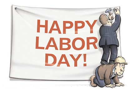 Labor Day SMS Messages 2013