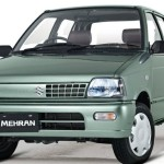Suzuki Mehran 2013 Price in Pakistan