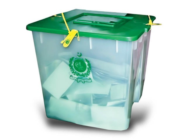 Election-in-Pakistan ECP