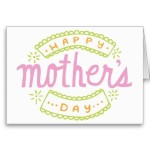 Happy Mother Day Cards Design 2016