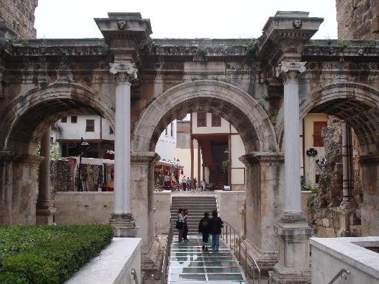 Unique Places to Visit in Antalya, Turkey - Euro Movements
