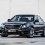 2014 Mercedes S-Class Pictures And Details