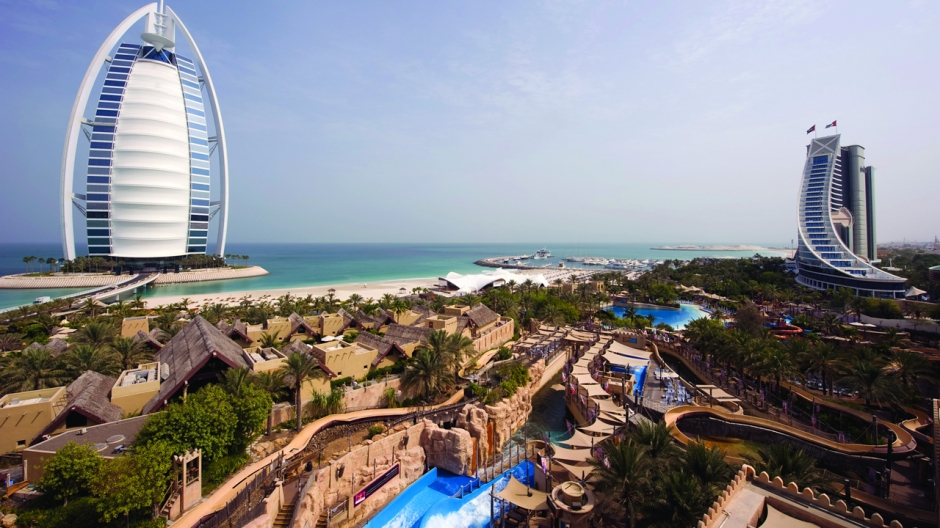 Honeymoon in Dubai
