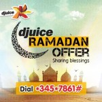 Djuice Ramadan Offer 2013