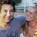 Wasim Akram Australian Girlfriend Shaniera Thompson Pictures