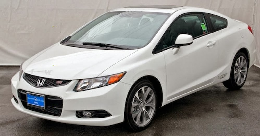Honda Civic 2014 Model