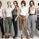 Latest Women Trouser Styles and Trouser Fashion