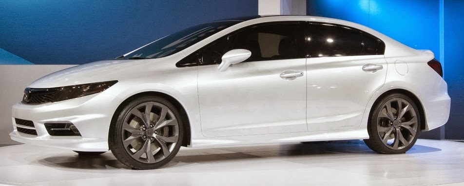 New Honda Civic 2014 Model