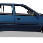 Suzuki Cultus Eminent Blue