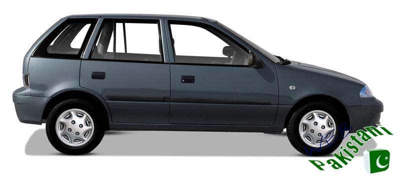 Suzuki Cultus Grayphite Gray