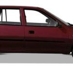 Suzuki Cultus Perl Red