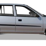 Suzuki Cultus Silky Silver