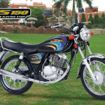 Suzuki GS 150 2014 Model Price in Pakistan