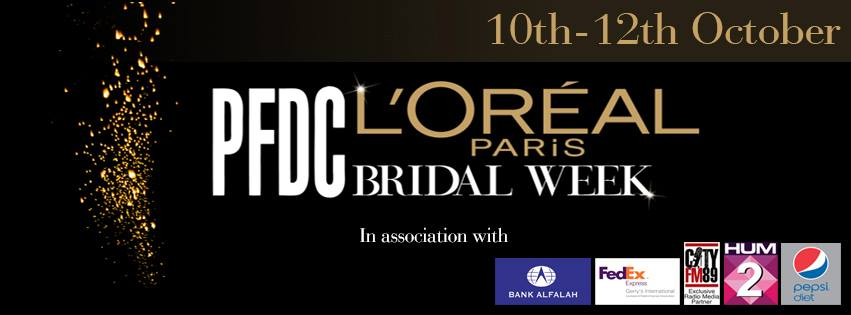 PDFC Bridal Week 2013