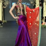 Sania Maskatiya Bridal Collection at PFDC Bridal Week 2013