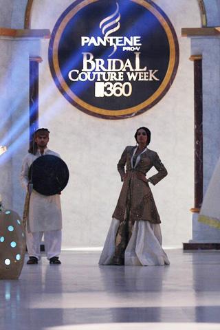 Fahad Hussayn Bridal Couture Week 2013