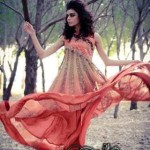 Teena By Hina Butt Casual Winter Collection 2013-14
