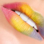 Bright Lips - Lips Makeup - Lips Colors - Colorful Lips