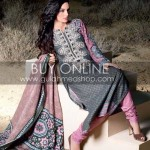 Gul Ahmed Winter Dresses 2014 For Women