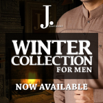 Junaid Jamshed Winter Collection 2014 For Men