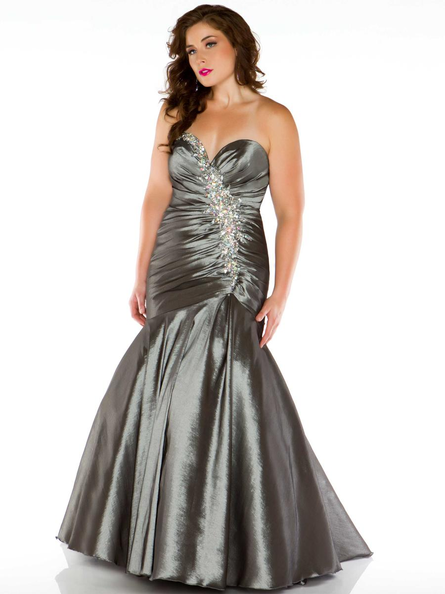 Womens Plus Size Christmas 2013 Formal Dresses For Party
