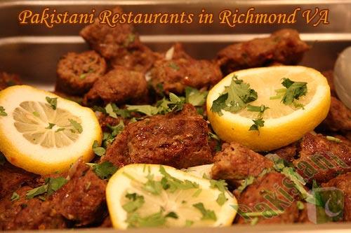 List Of Indian Restaurants In Richmond Va