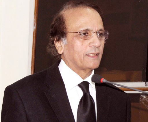 Chief Justice of Pakistan Tassaduq Hussain Jillani